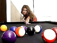 Nikki Bishop Wants You To Come And Fuck Her On The Pool Table