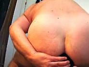 Mistress Pov 9.  Giant Black Strapons.  Huge Naturals 36H.