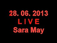 Spermastudio: Next Live Show - 28. 06.  - Sara Mays Debut