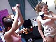 Hot Students Party With Alcohol And Hard Sex