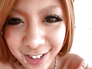 Amateur Japanese Teen Gets Her Pussy Masturbated With Toy