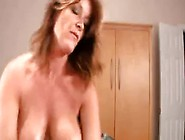 Son Can't Has Hard Cock Then His Mommy Comes