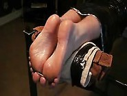Tickling A Man To Death (M/m) (Extreme Bondage/toe-Tied/barefoot