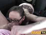 Faketaxi Big Tits Tattoos And Sexy Glasses