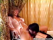 Pedicure And Lesbo Puss Lick