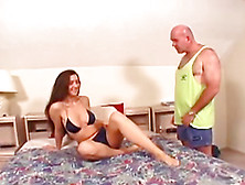 Gina Rome Gets Her Bushy Cunt Fucked In All Known Positions