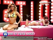 Babestation Brasil - Gabi Levinnt,  Elga E Amiga (27/1/2013)