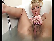 Vanessa Hairy Blonde