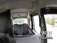 Huge Tits British Blonde Anal Banged In Fake Taxi Reality Europe