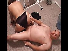 Big Round Booty Bbw Latina Mom Anal Fucked