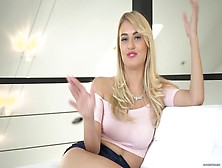 Natalia Starr - Her Mouth Says Cum Here