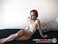 Busty Submissive Wife Cassie Hairy Blindfolded Fingering