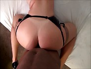 Sexy Latina Takes Dick In Her Phat Booty