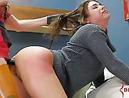 Kinky Lady Is Wearing A Strap- On And Fucking Her Good Friend In