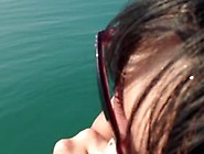 Asian Gf Blowjob On The Seas