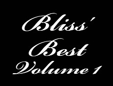 Bliss' Best Vol1