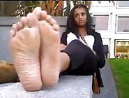 Stinkky Black Y Soles Black Ebony Cumshots Ebony Swallow Interra