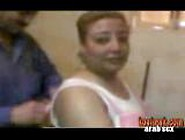 Old Arab Mommy Gets Stripped With Fat Tits