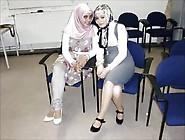 Turkish Arabic Asian Hijab