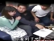 Japanese Mother And Son Has Sex Behind The Father