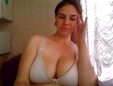Webcam Big Boobs And Areolas 11