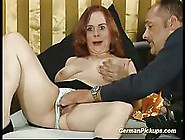 Redhead Chubby German Teen Picked Up For Her First Porn Cast