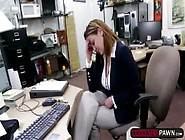 Businesswoman Needs Cash And Agrees To Have Sex With A Stranger