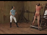 Very Long Hard Cruel Whipping By Two Mistresses