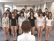 Half Nude Thai Bimbos Exhibiting Off