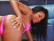 Sydnee Capri Black Bubble Butt Hunt M27