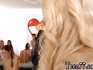 Blonde Beach Babe Hd 40 Damsels Came Over To Party And Celebr