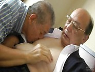 Japanese Old Man 205