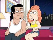 Lois Family Guy Threesome