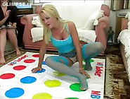 British Lesbians Play Twister And Piss On Each Other