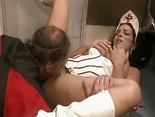 Big Boobed Nurse Taylor St Claire Can Seduce Any Patient She Lik