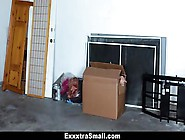 Exxxtra Small - Tiny Teen In A Box Ready To Fuck