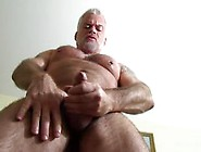 Hung Daddy Jake Marshall Jerks Off