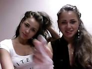 Erotic Show Polish Teenagers Twins (Dziewczynka17 On The Showup)