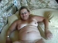 Fat Blonde Mature