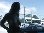 Risky Public Nude Adventures Cute Skyler