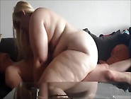 Sbbw With Huge Tits Fucked By A Horny Dude