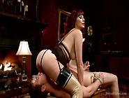 Attractive Maitresse Madeline Making Some Femdom