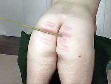 Straight Scouse Lad Caned. Mp4