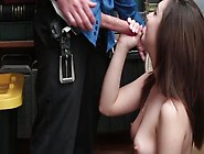 Busty Mature German Blondie Jana L.  Enjoys Two Cocks In Mmf Thre