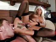 Sassy Patricia Petite Has This Prick Suck Her Toes