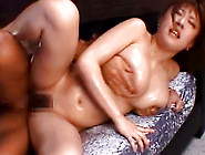 Lusty Asian Babe Nana Aoyama Enjoys A Cock Ride