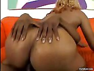Thick Black Azz S8 With Sensuous