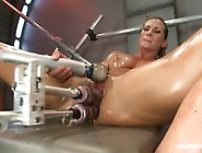 Ariel X Is So Horny That She Has To Use Two Fucking Machines And