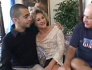 Leave you Christina angel threesomes