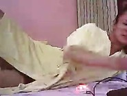 Real Filipina Hermaphrodite Skype Show #6